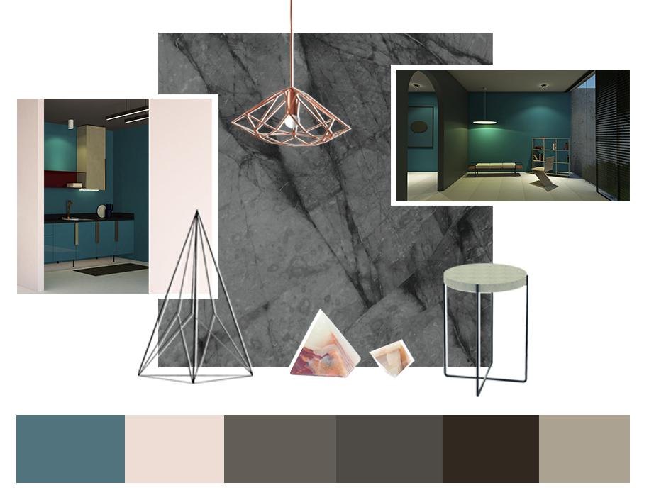 MInimal Color Trend 2017