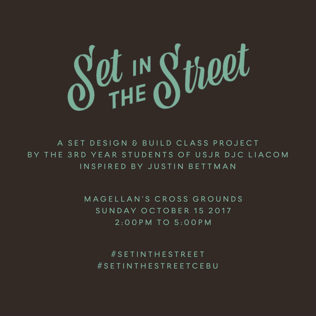 Set in the Street: Cebu City