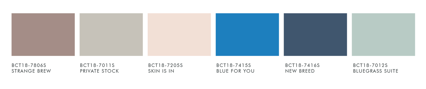 Let's Remember the Moods of Color Trend 2018