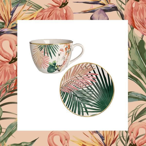 Tropical Vibes will be a Mainstay in Interior Design This Year