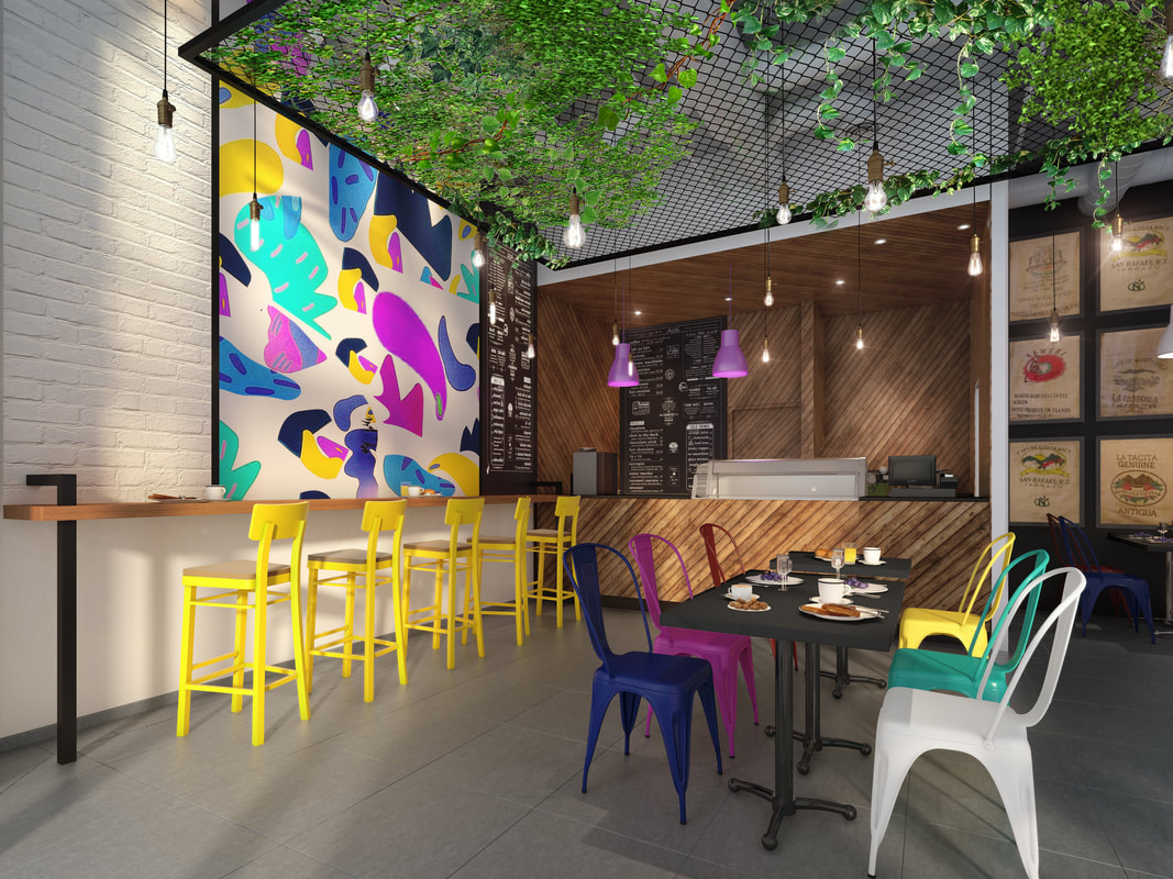No to Grey, Yes to Yellow and Other Color Guidelines for Workspace Design