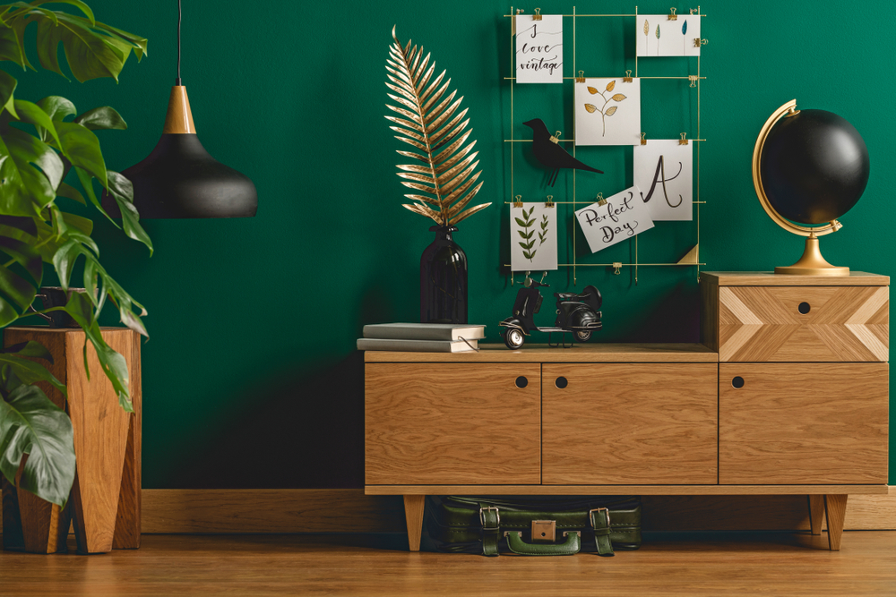 Get the Feeling of Nature Inside Your Condo with the Color Green