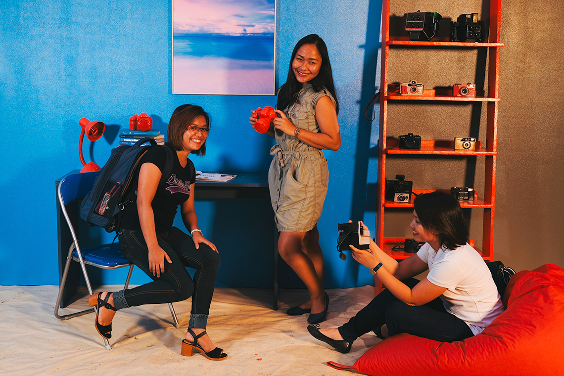 SET IN COLOR 2018: BE SEEN AT THE CEBU IT PARK