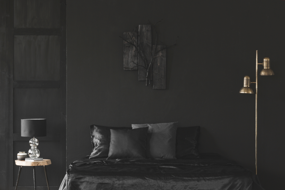"""Dark Inspirations for Interiors from """"Undás"""", """"Todos los Santos"""""""