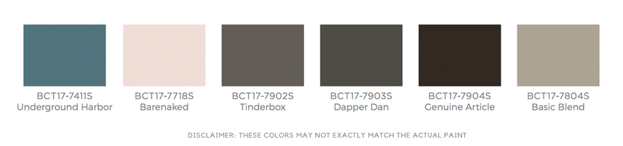 Are the Many Shades of Grey Still Popular for Interiors