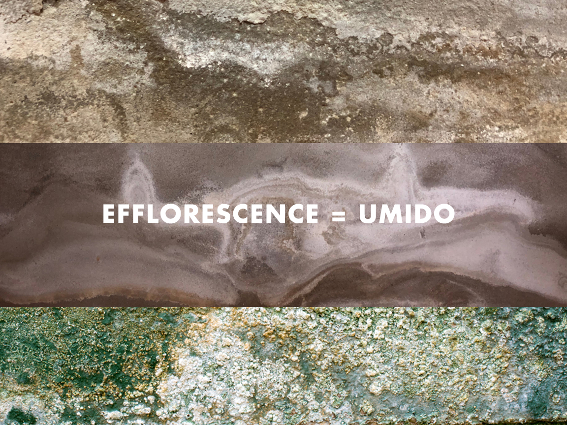 Common Painting Problems: What is Efflorescence?