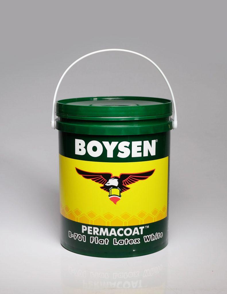 Let it B - Boysen Permacoat Can