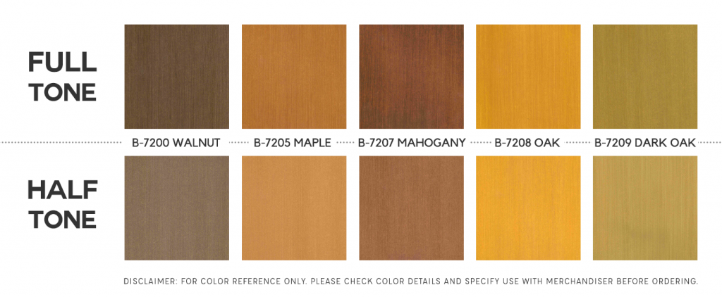 Boysen Oil Wood Stain Available Colors