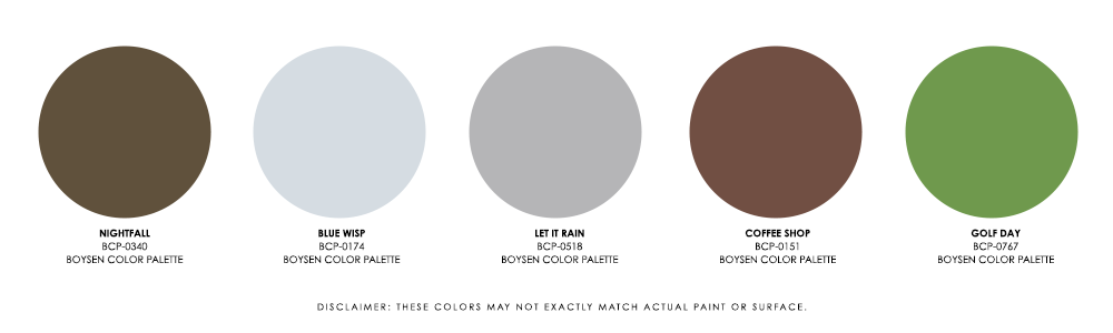 The 80-20 Rule in Interior Design - Palette 2