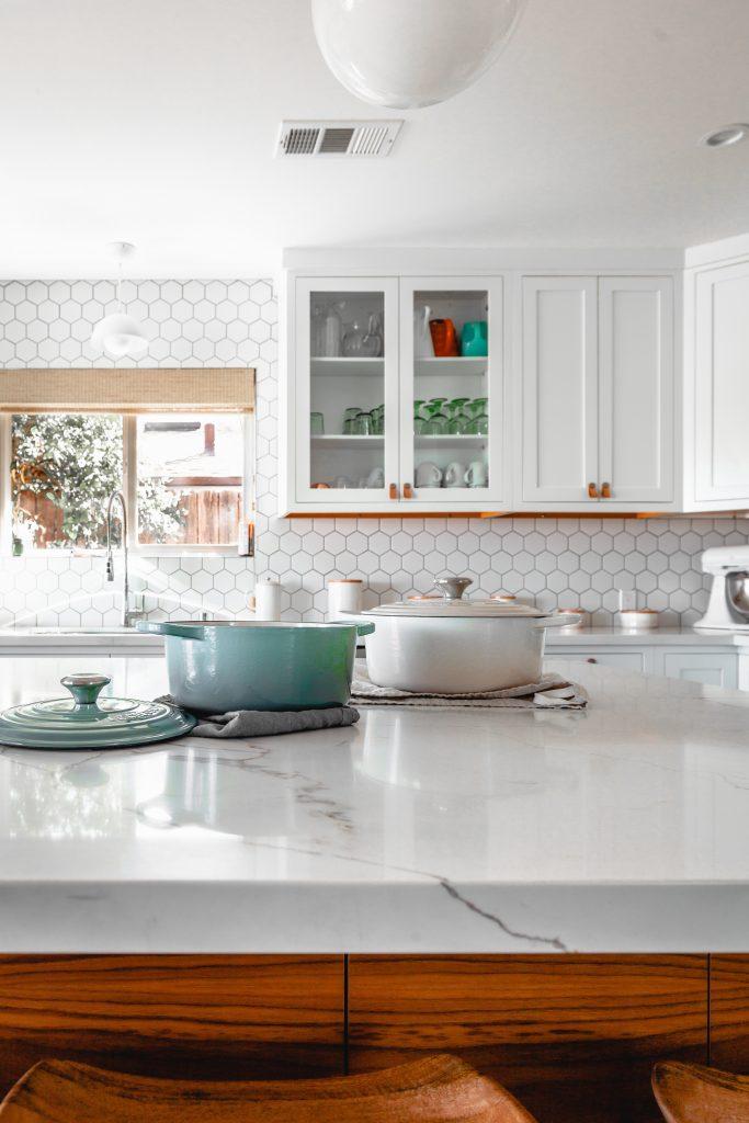 2019 Kitchen Design - Marble Island