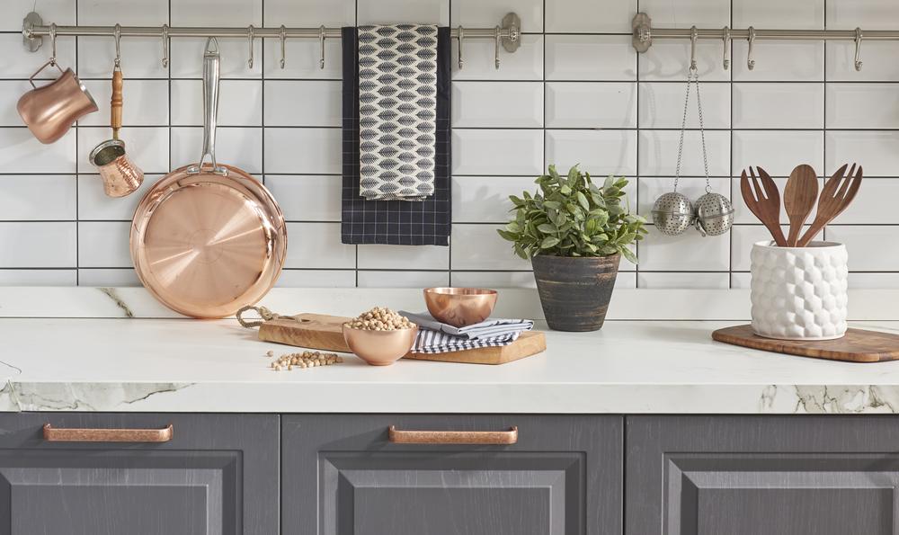 2019 Kitchen Design - Brass