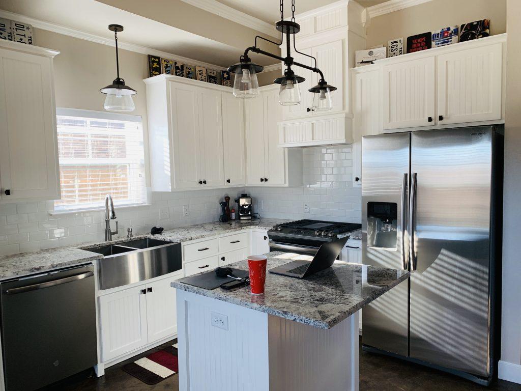 2019 Kitchen Design Trend - Smart Appliances