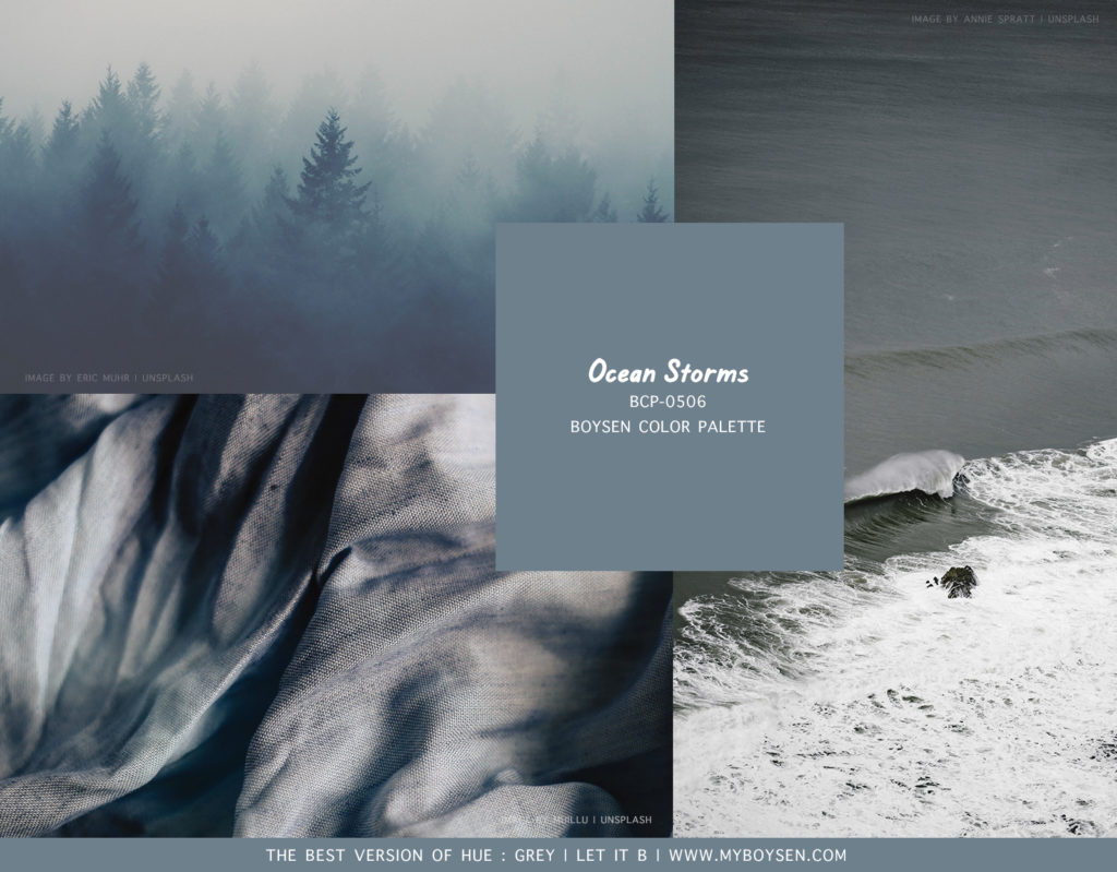The Best Version of Hue: Grey | Palette 3 | Boysen Color