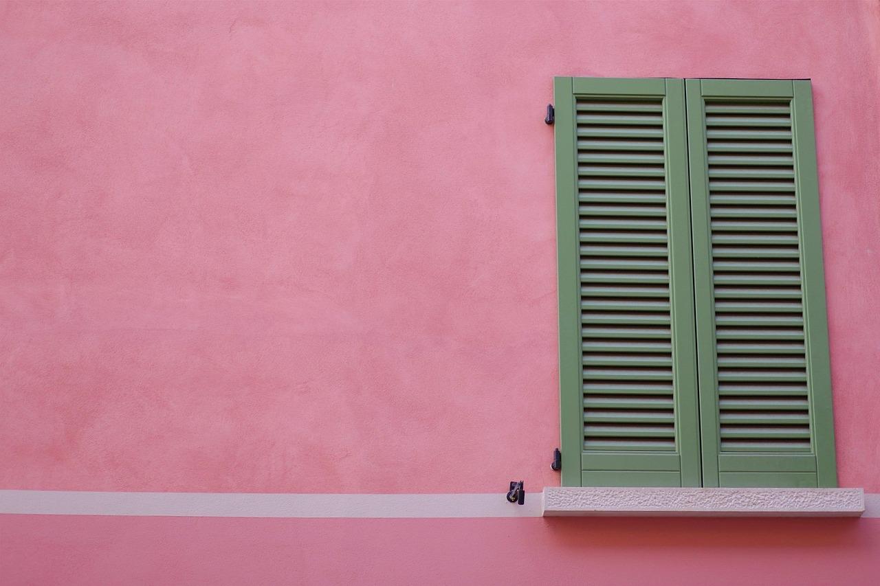 Modern Pink Paint