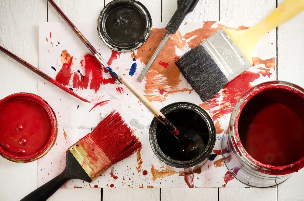 Boysen Tutorials Painting Cleaning Tips