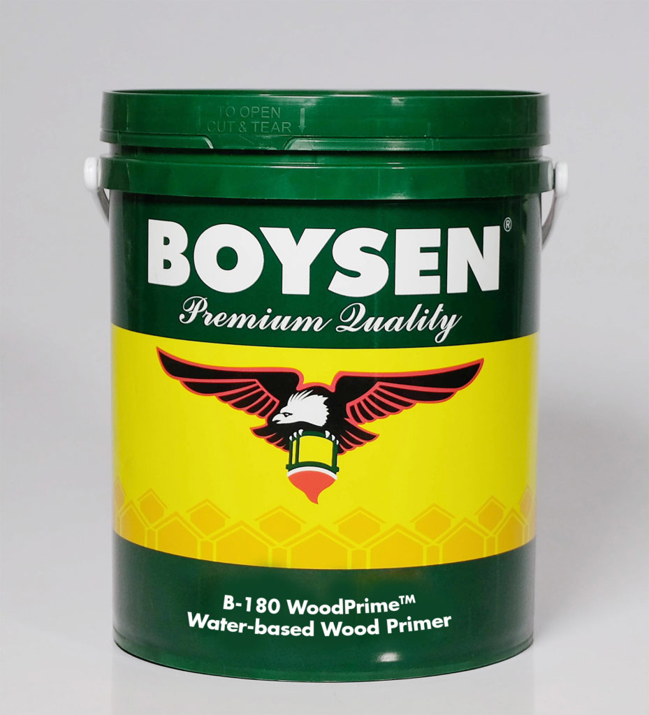Product Highlight: Boysen WoodPrime Can