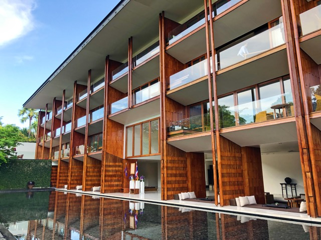 House Color Ideas from Chiang Mai for Home Exteriors