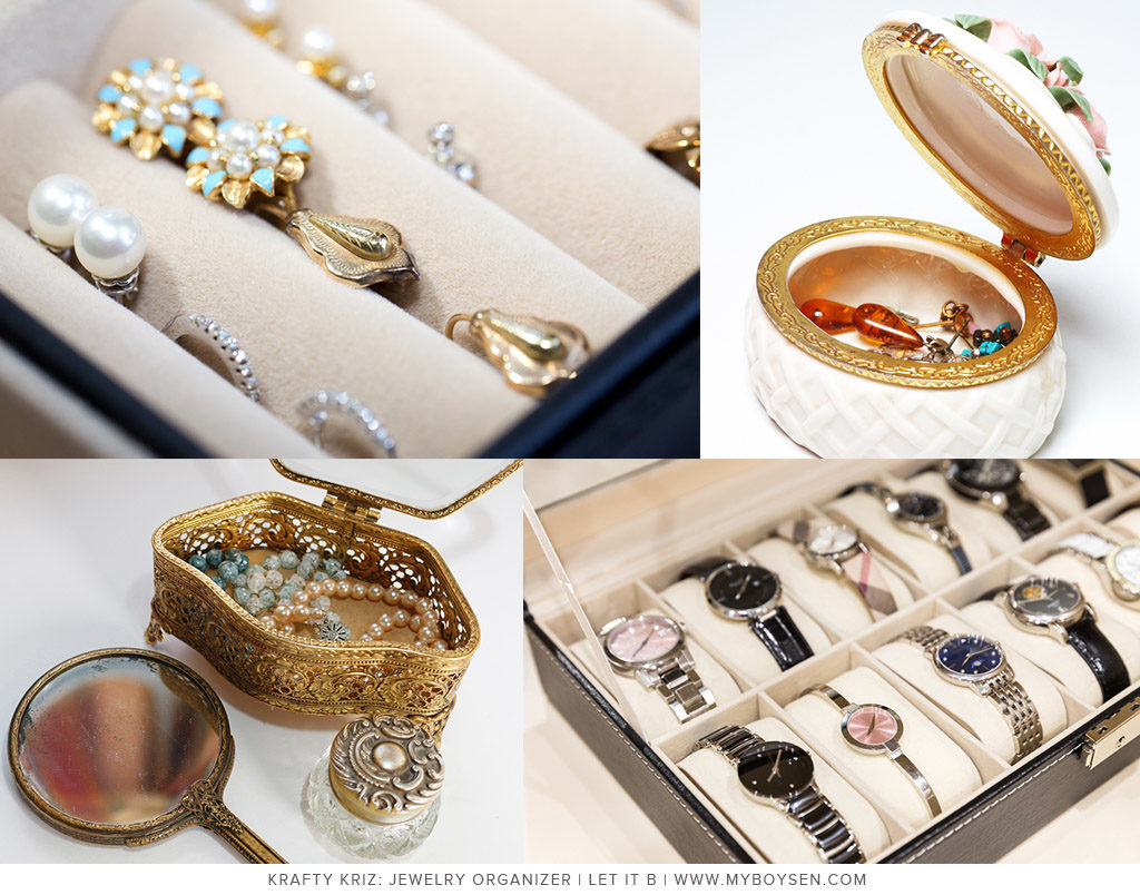 Krafty Kriz Jewelry Organizer