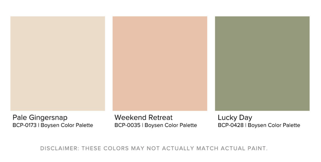 Matching Exterior House Paint Designs to Landscapes the Desert Boysen Color Palette