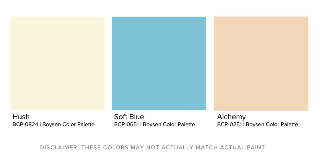 Matching Exterior House Paint Designs to Landscapes Boysen Color Palette