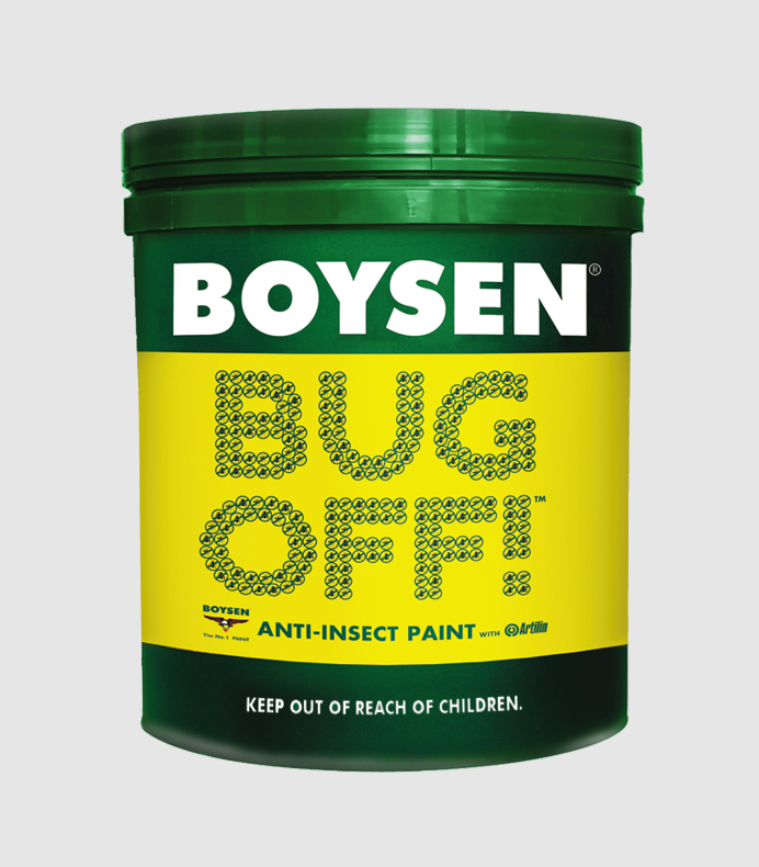 Product Highlight: Boysen BUG OFF Can