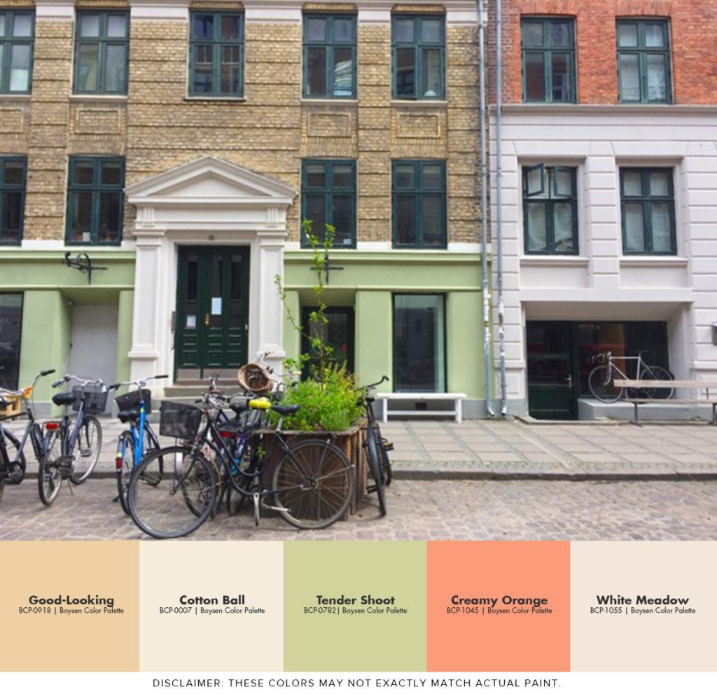 Painting Ideas Inspired by Copenhagen - Nørrebro