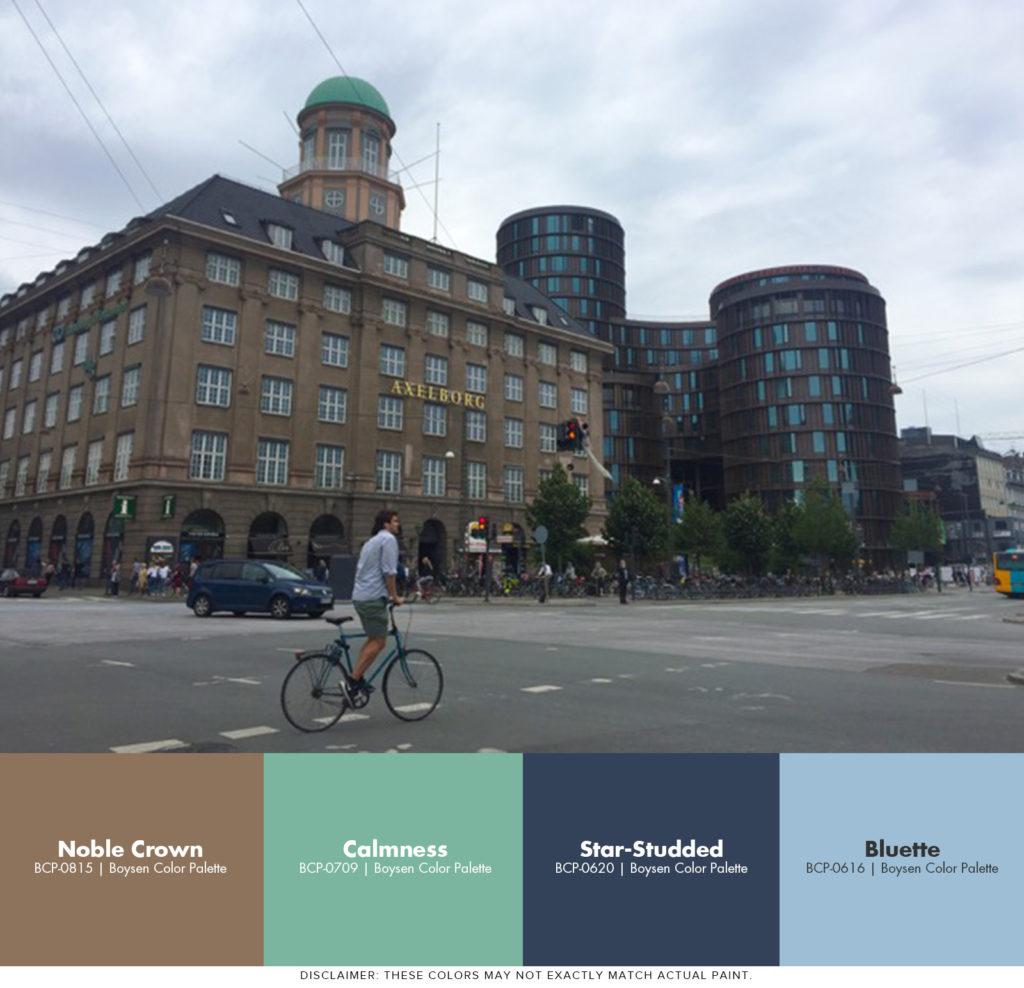 Painting Ideas Inspired by Copenhagen - Vesterbro