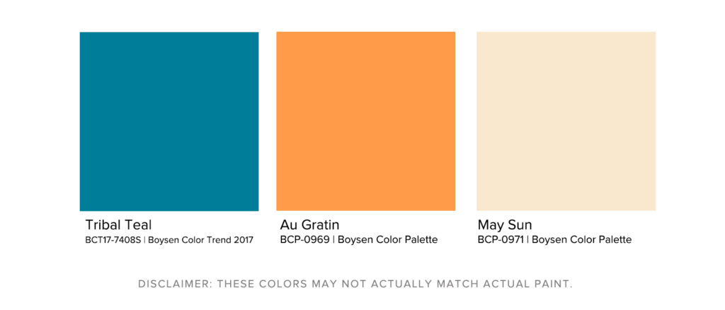 Boysen Closest Color Match